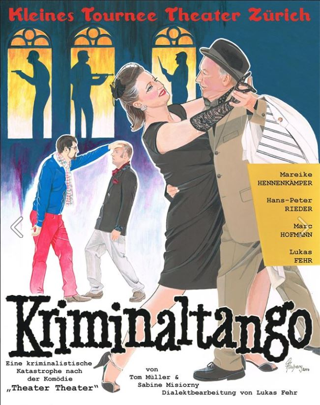 "Dinner-Theater ""Kriminaltango"""