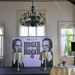 Roger gegen Roger in der Linde