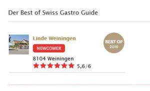 Best of Swiss Gastro_Resulat