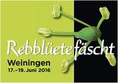 17. - 19. Juni - Weininger Rebblütenfest