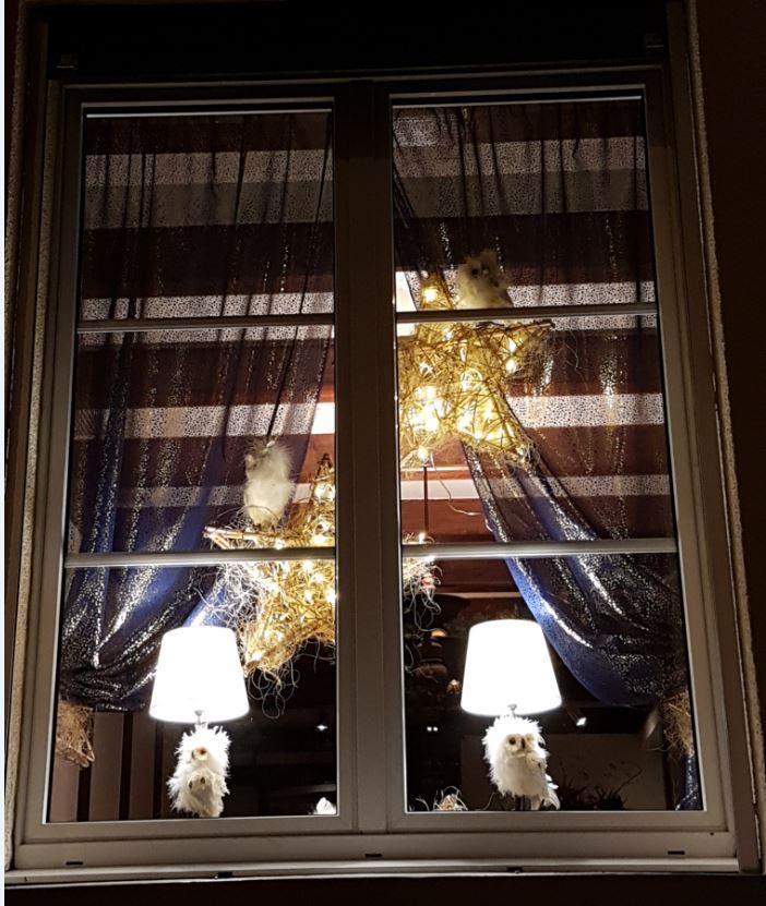 Dorf-Advents-Fenster: Di, 13. Dezember 2017