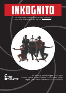 "Dinner-Theater: ""Inkognito"", Freitag, 2. Februar 2018,  19.00 Uhr"