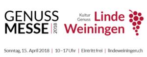 Genuss-Messe: Sonntag, 15. April 2018 / 10-17 Uhr