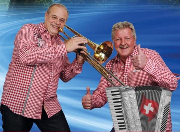 """Schlager, Wurst & Bier: mit dem """"Duo Tirol"""" Samstag, 3. März 2018, 19.00 Uhr"""