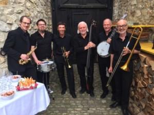 Concert & Dine: Jazzabend mit den «Dixie-Ramblers»