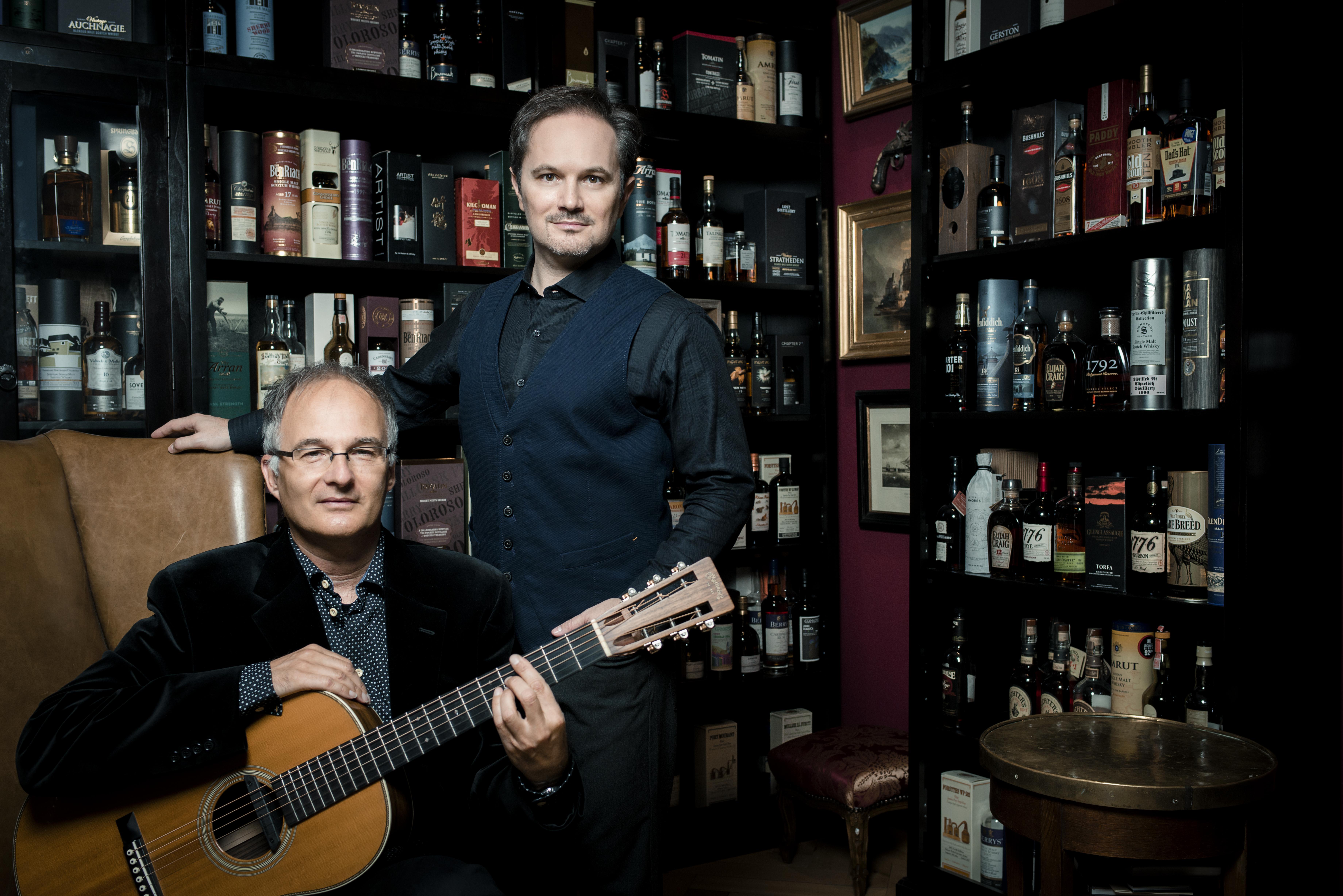 Whisky & Music Tastings: Donnerstag, 8. November 2018 / 19.00 Uhr