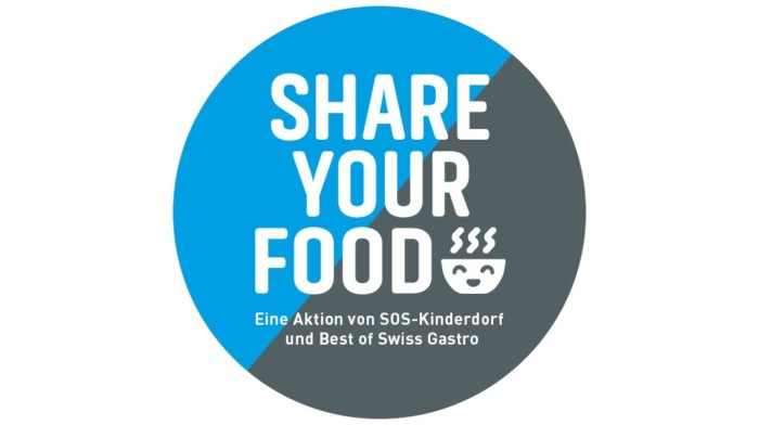 "Linde nimmt an der Aktion ""Share your food"" teil"