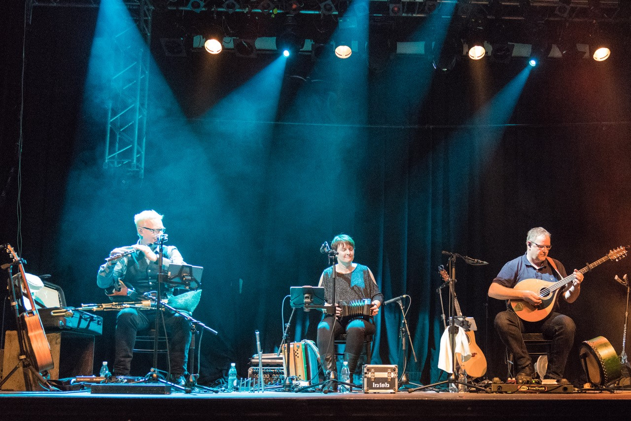 "Concert & Dine: Samstag, 14. September 2019, 19.00 Uhr mit ""INISH - IRISH FOLK MUSIC"""
