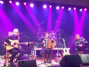Concert & Dine: Mit «INISH - IRISH FOLK MUSIC»