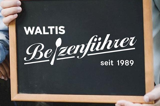Waltis Beizenführer